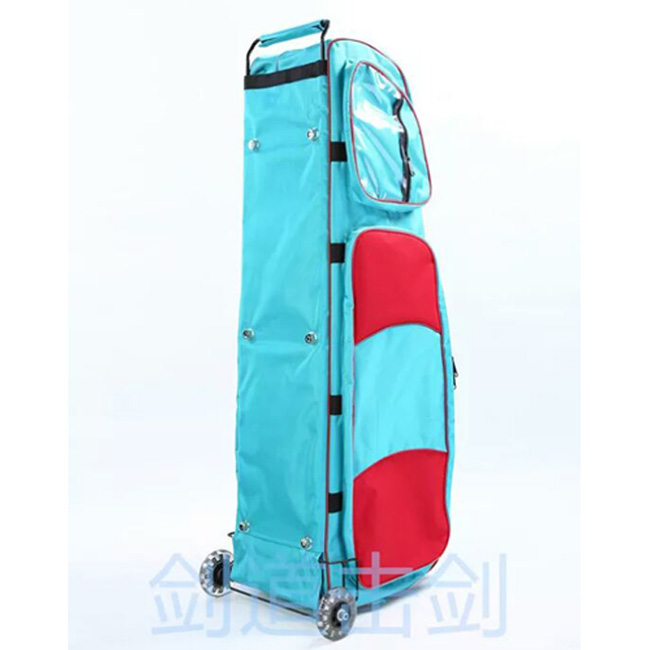 Wheels Bag Fencing Bag Fencing Equipment Product Center